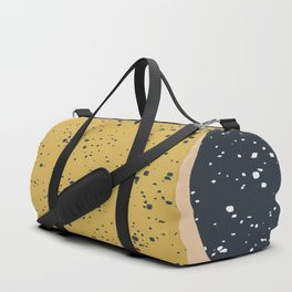 Making Marks Textured Curves Duffle Bag