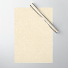 Making Marks Textured Surface White Mustard Wrapping Paper
