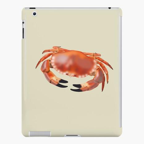 Crab iPad Snap Case