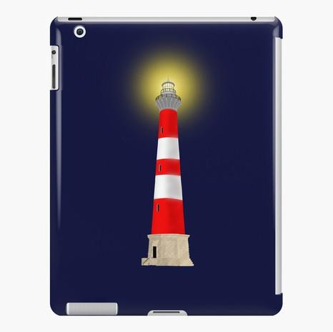 Lighthouse iPad Snap Case