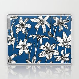 Blue Glory of the Snow Tablet & Laptop Skin