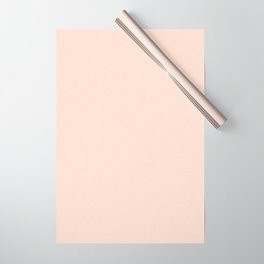 Making Marks Textured Surface Pink White Wrapping Paper