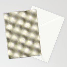 Making Marks Dots Mustard Navy White Stationery Card
