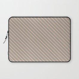 Making Marks Diagonal Stripes Laptop Sleeve
