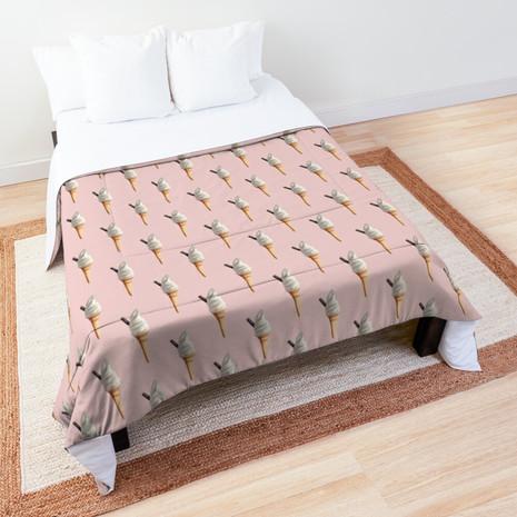 Ice Cream Comforter