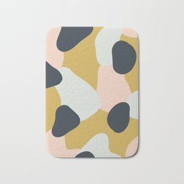 Making Marks Layered Shapes Bath Mat