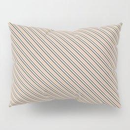 Making Marks Diagonal Stripes Pillow Sham