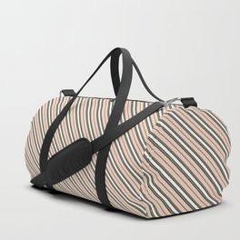 Making Marks Diagonal Stripes Duffle Bag