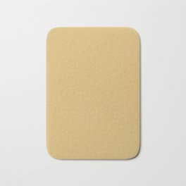 Making Marks Textured Surface Mustard Pink Bath Mat