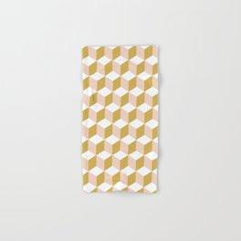 Making Marks Cube Illusion Light Bath Towel