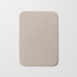 Making Marks Diagonal Stripes Bath Mat