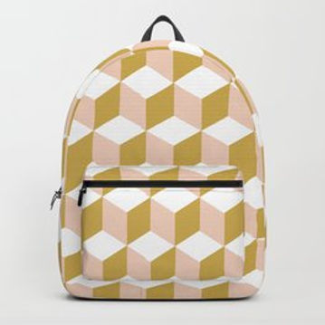 Making Marks Cube Illusion Light Backpack