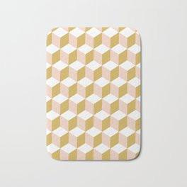 Making Marks Cube Illusion Light Bath Mat