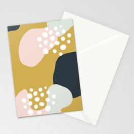Making Marks Layered Marks Stationery Card