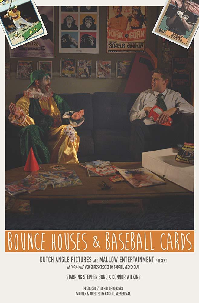 Bounce Houses & Baseball Cards