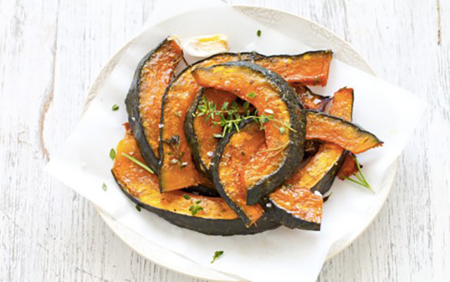Orange is the new..vegetable! Time for Pumpkin and Squash