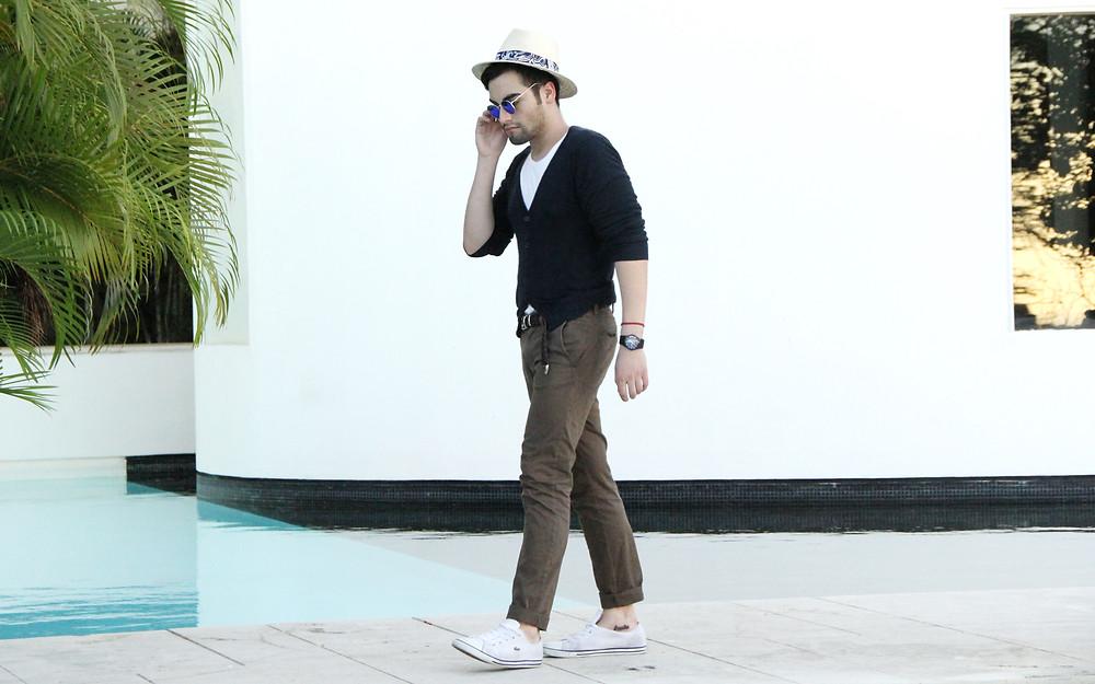 Juanjose Rangel in El Encanto, Acapulco, Mexico.