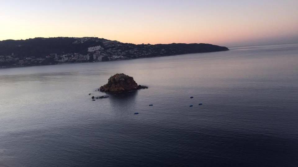 Panoramic Acapulco, Mexico