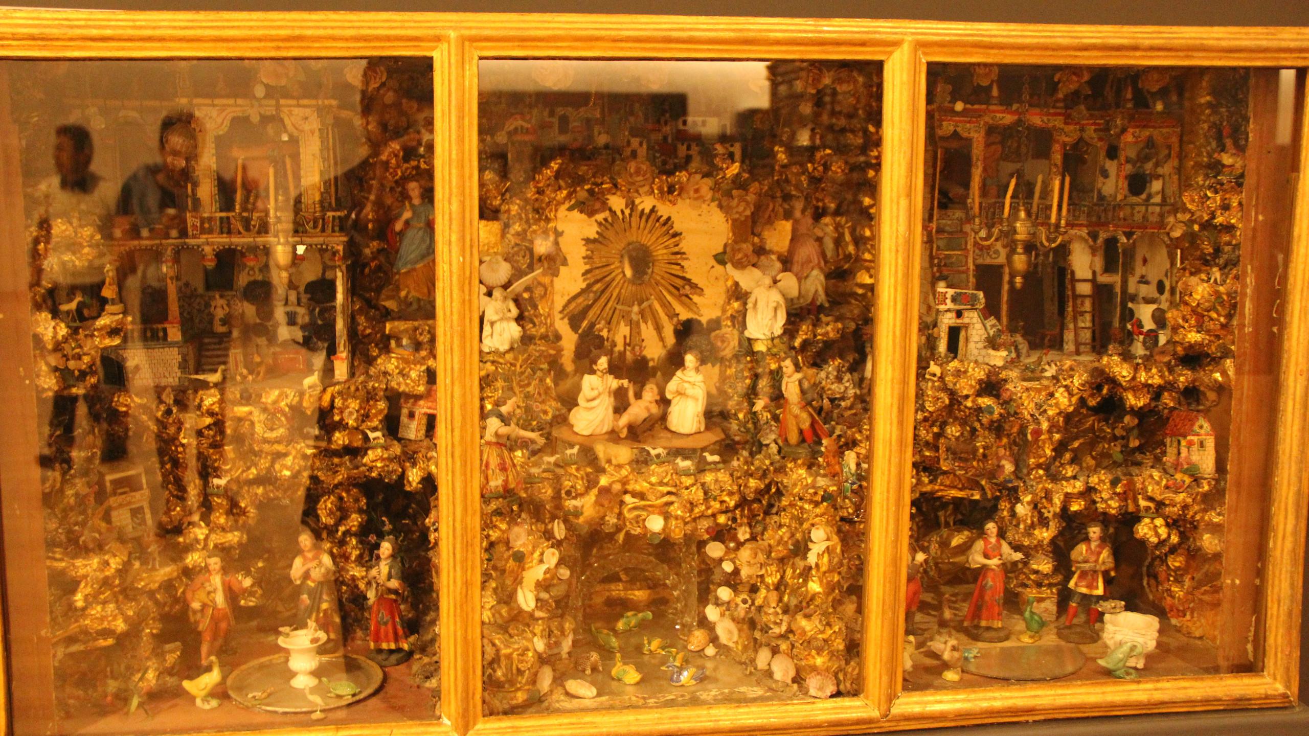 Religious Antiques in Soumaya