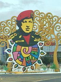 Chavez Monument