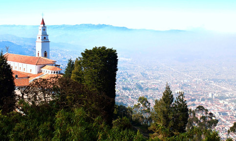 Monserrate: 2500 Meters Closer To The Stars