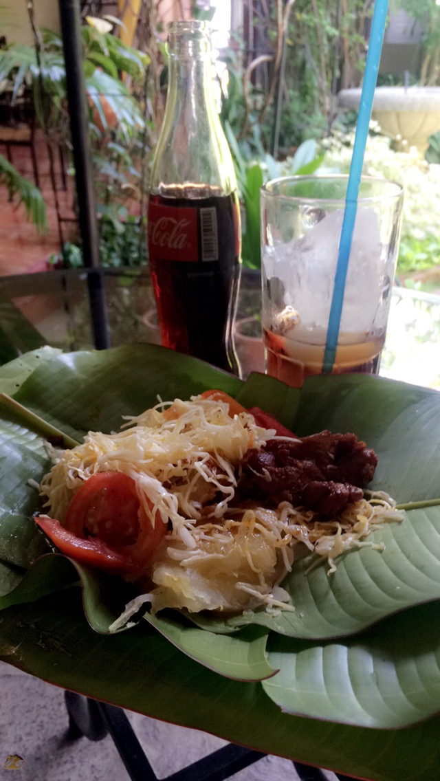 Another Nica Breakfast