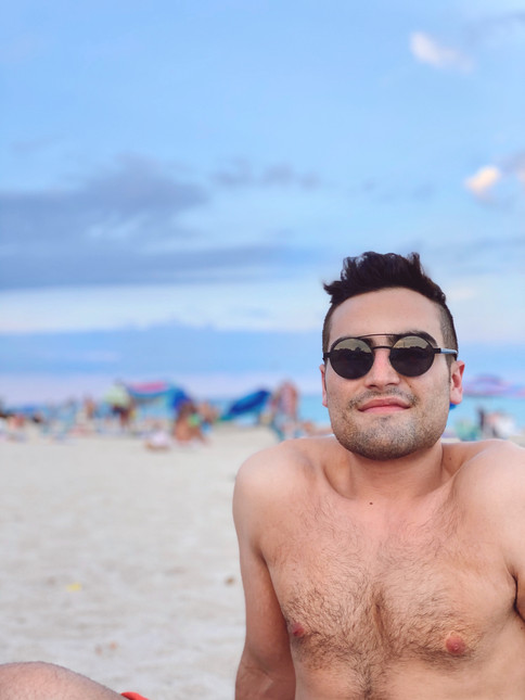 I went to the nude beach for the first time. This is what I learned
