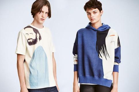 Inside H&M Latest Collaboration: Alex Katz