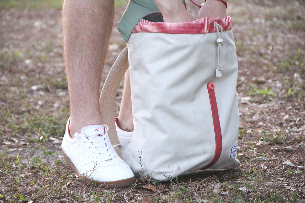 Lacoste X Addict Dash Sneakers and Herschel Supply & Co. Little America