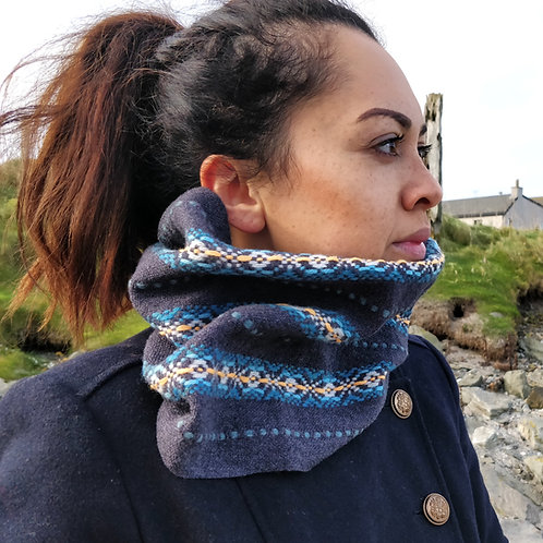 Northern Star Snood -Brenda