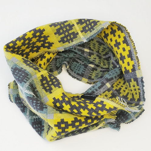 Tapestry Snood -Piccalilli