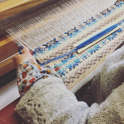 Half Day Weaving Workshop