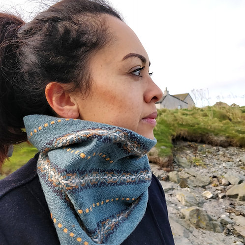 Northern Star Snood - Marl