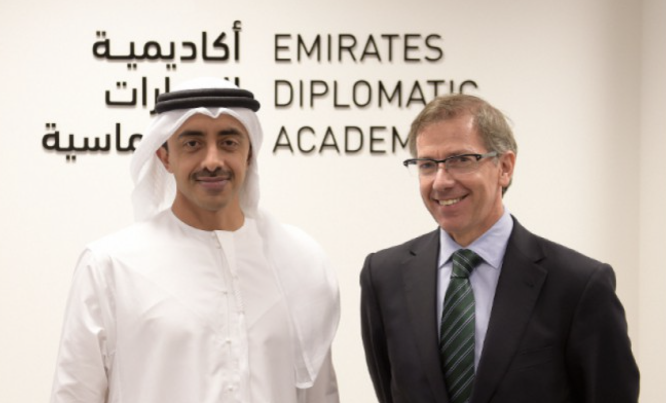 Emirates Diplomatic Academy