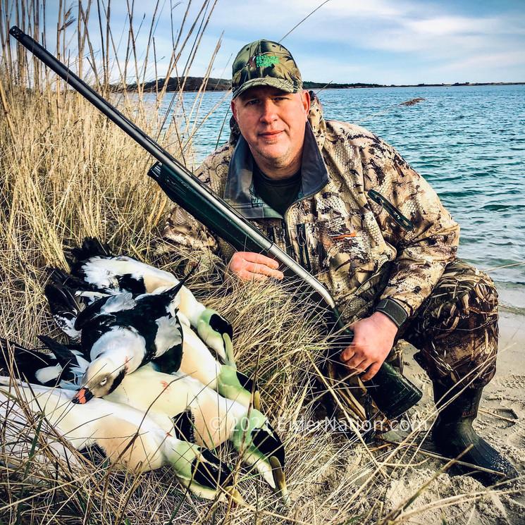 Eider Nation Cape Cod Sea Duck Hunting 0