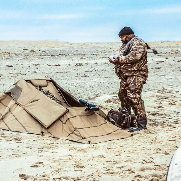 Eider Nation_Sea Duck Hunting On Cape Co