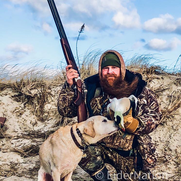 Eider Nation Cape Cod Sea Duck Hunting 1