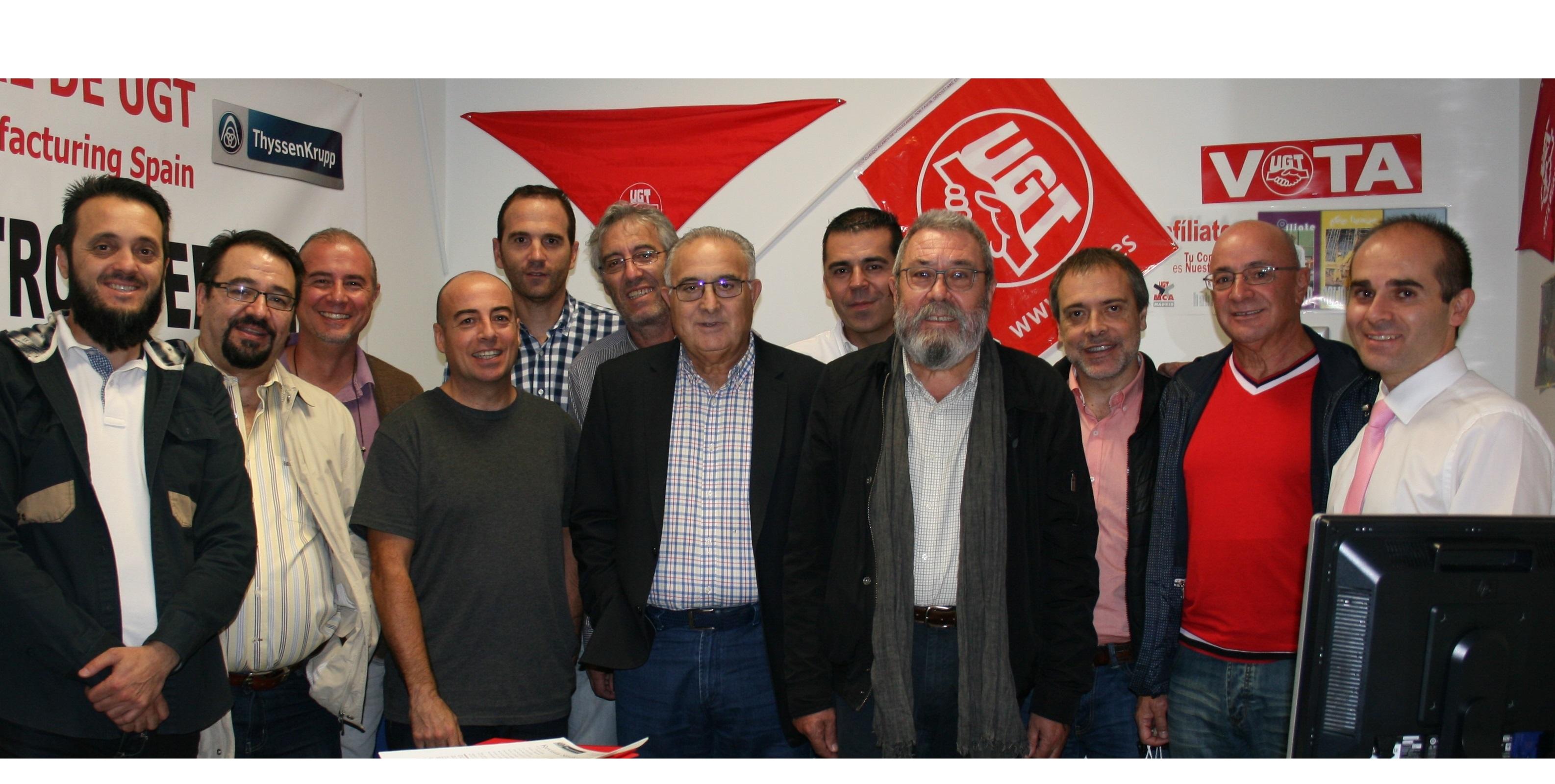 Sindical UGT-TKEMS Union