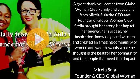 Stella Bida - Feedback Mirela Sula Found