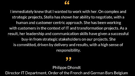 6 - Stella Bida -Director IT Department.