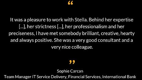 7 - Testimonial- Stella Bida - IT Servic