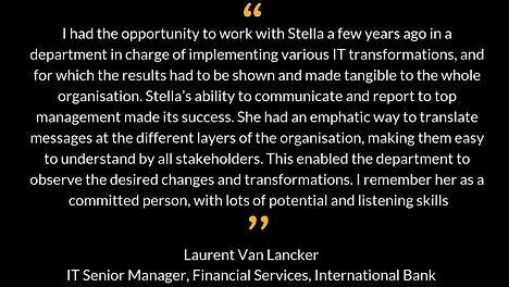 2-Testimonial- Stella Bida - IT Senior M