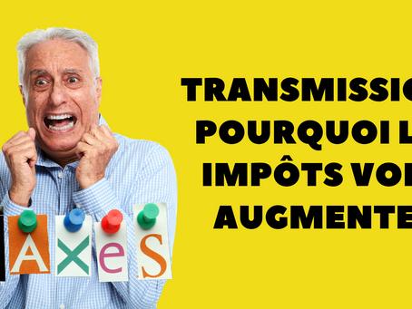 Pourquoi les impôts sur la cession d'entreprise vont augmenter ?