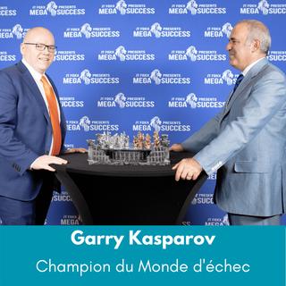 FR-Matthieu Kaczmarek & Garry Kasparov -
