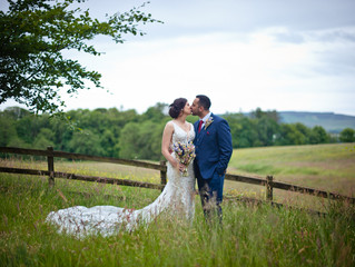 Browsholme Hall Wedding: Brianne and Aaron