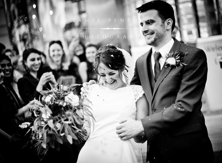 A Laing Art Gallery Wedding: Beth and Matt