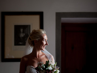 Tuscany Wedding Photography - Phoebe and Paul's Magical Day