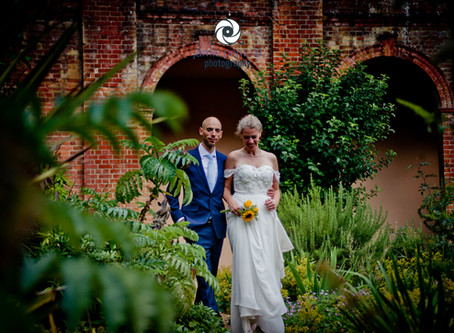 Corinne and Pedro's Hampstead Heath Wedding