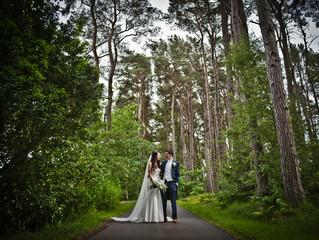 A Woodhill Hall Wedding: Alan and Fern's Wedding