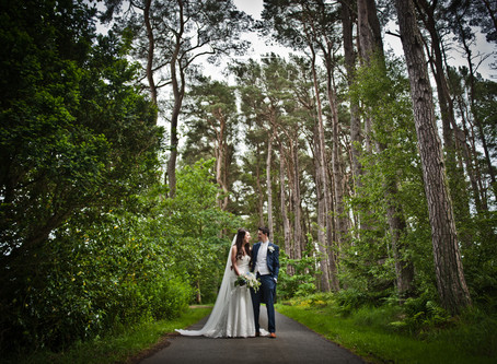 A Woodhill Hall Wedding: Alan and Fern's Wedding
